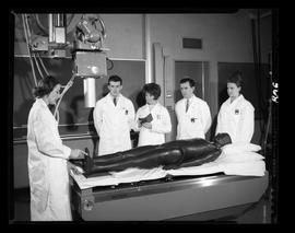 British Columbia Institute of Technology - program photographs - 1960's - Medical Radiology, Radi...