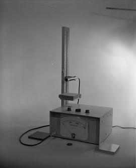 Physics; Radioactivity apparatus