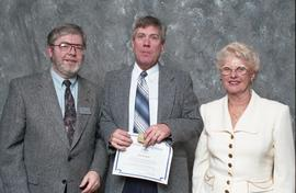 BCIT Staff Recognition Awards, 1996 ; Ronald Budd, 15 years