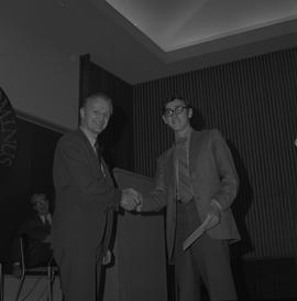 Student Scholarship Awards, BCIT, 1970 [8]