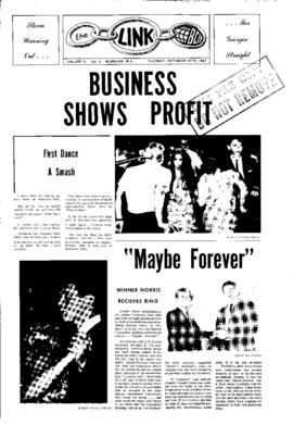 The Link Newspaper 1967-10-10