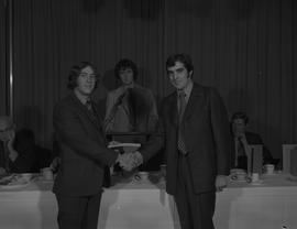 Student Scholarship Awards, BCIT, 1971 [1]