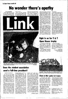 The Link Newspaper 1977-02-09