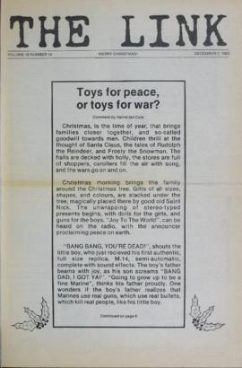 The Link Newspaper 1983-12-07