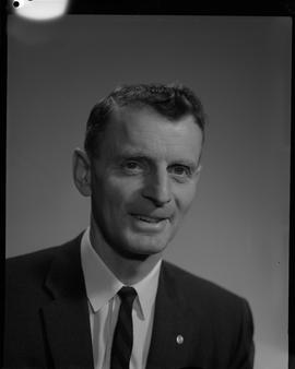 Heath, Victor, Head of Forestry and Forest Products Utilization Staff portraits 1965-1967 (E) [1 ...