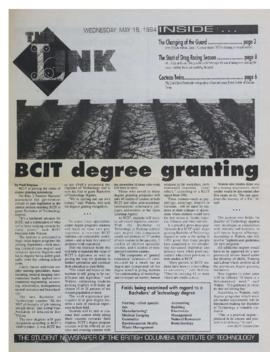 The Link Newspaper 1994-05-18