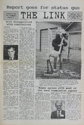 The Link Newspaper 1988-01-13