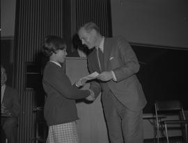 Student Scholarship Awards, BCIT, 1969 [14]