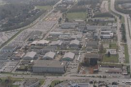 BCIT Burnaby campus aerial photograph [3 of 8]