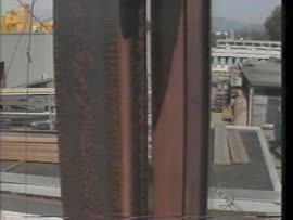 The climbing skills of the ironworker