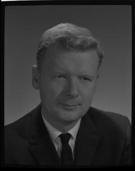 Erickson, Don, English, Staff portraits 1965-1967 (E) [1 of 5 photographs]