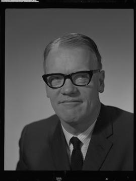 Lecky, John, Business Management, Staff portraits 1965-1967 (E) [2 of 5 photographs]