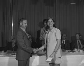 Student Scholarship Awards, BCIT, 1971 [14]
