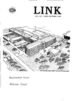 The Link Newspaper 1970-09-01