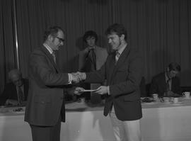 Student Scholarship Awards, BCIT, 1971 [10]
