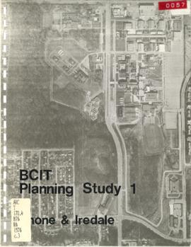 BCIT Planning Study 1: Rhone & Iredale architects: Spring 1976 (2 copies)