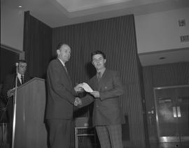 Student Scholarship Awards, BCIT, 1970 [37]
