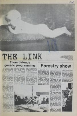 The Link Newspaper 1985-03-27