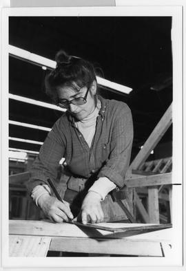 Marcia Braundy, Women's Trades Training, PVI Maple Ridge