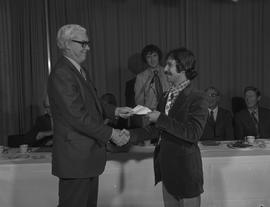 Student Scholarship Awards, BCIT, 1971 [7]