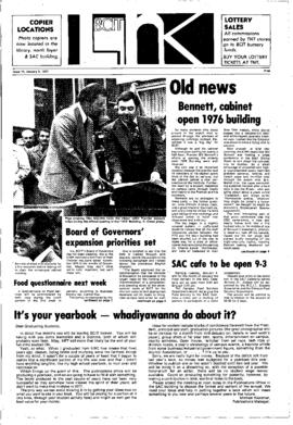 The Link Newspaper 1977-01-05