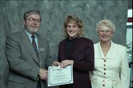 BCIT Staff Recognition Awards, 1996 ; Phillipa Dermott, 10 years