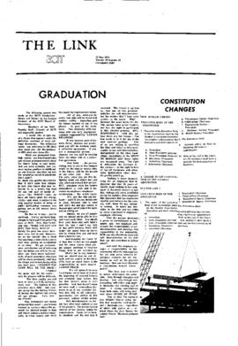 The Link Newspaper 1975-05-12