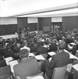 CVA Convention, 1969 ; audience at convention