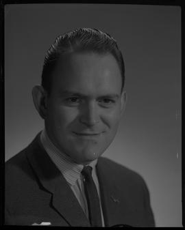 Berghold, Stephen, Engineering Technician, Staff portraits 1965-1967 (E) [1 of 4]