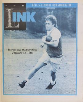 The Link Newspaper 1992-01-08 BCIT's Student News Magazine