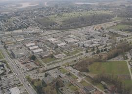 BCIT Burnaby campus aerial photograph [6 of 8]
