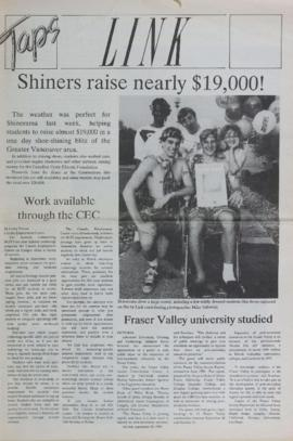 The Link Newspaper 1990-09-25