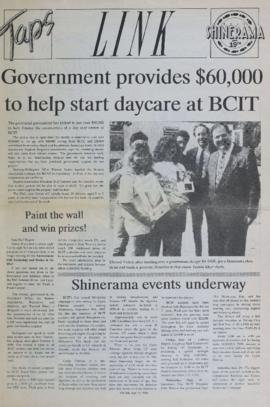 The Link Newspaper 1990-09-11