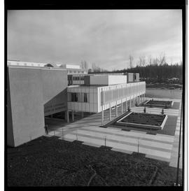 1960's Early construction of BCIT campus and buildings [21 of 21 photographs]