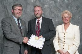BCIT Staff Recognition Awards, 1996 ; Lars Larsson, 15 years