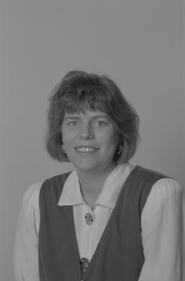 BCIT School of Health staff member, 1995 [8 of 14]