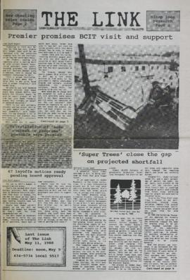 The Link Newspaper 1988-05-04