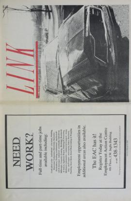 The Link Newspaper 1989-02-08