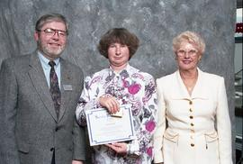 BCIT Staff Recognition Awards, 1996 ; Carole Gabbs, 15 years