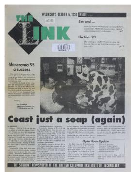 The Link Newspaper 1993-10-06