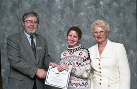 BCIT Staff Recognition Awards, 1996 ; Debbe Gervin, 10 years