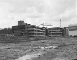 BCIT construction, March 9, 1969 [4 of 7]
