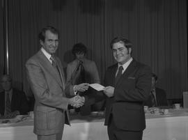 Student Scholarship Awards, BCIT, 1971 [8]