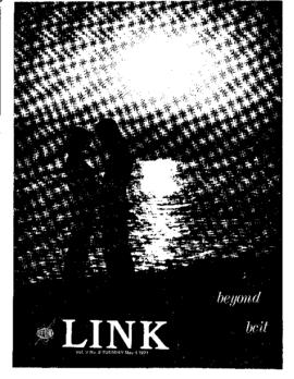 The Link Newspaper 1971-05-04