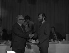 Student Scholarship Awards, BCIT, 1971 [28]