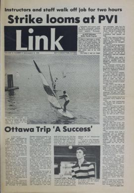 The Link Newspaper 1979-11-14