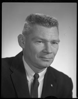 Duvarney, Harry, Gas and Oil Engineering Technician, Staff portraits 1965-1967 (E) [1 of 4 of pho...