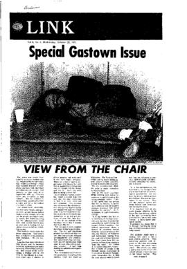 The Link Newspaper 1971-10-20