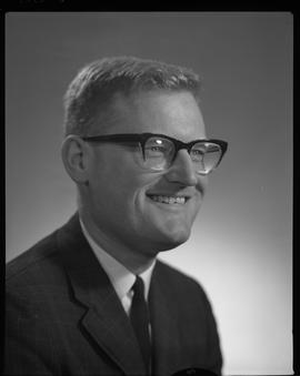 Ridgway, Art, Radiography (X-Ray), Staff portraits 1965-1967 (E) [4 of 4 photographs]