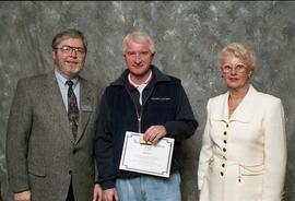 BCIT Staff Recognition Awards, 1996 ; Alan Ross, 15 years